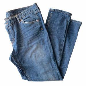 Mossimo Modern Skinny Blue Jeans 18